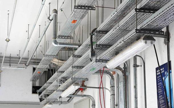 Instalação elétrica predial e industrial